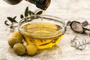 Lizenzfreise-Bild-Olivenöl