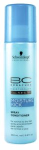 Haarkur Schwarzkopf 10390 BC Moisture Kick Spray Conditioner, 200 ml, 1er Pack