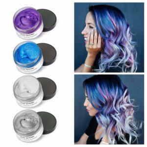 MOFAJANG Haarfarbe Wachs