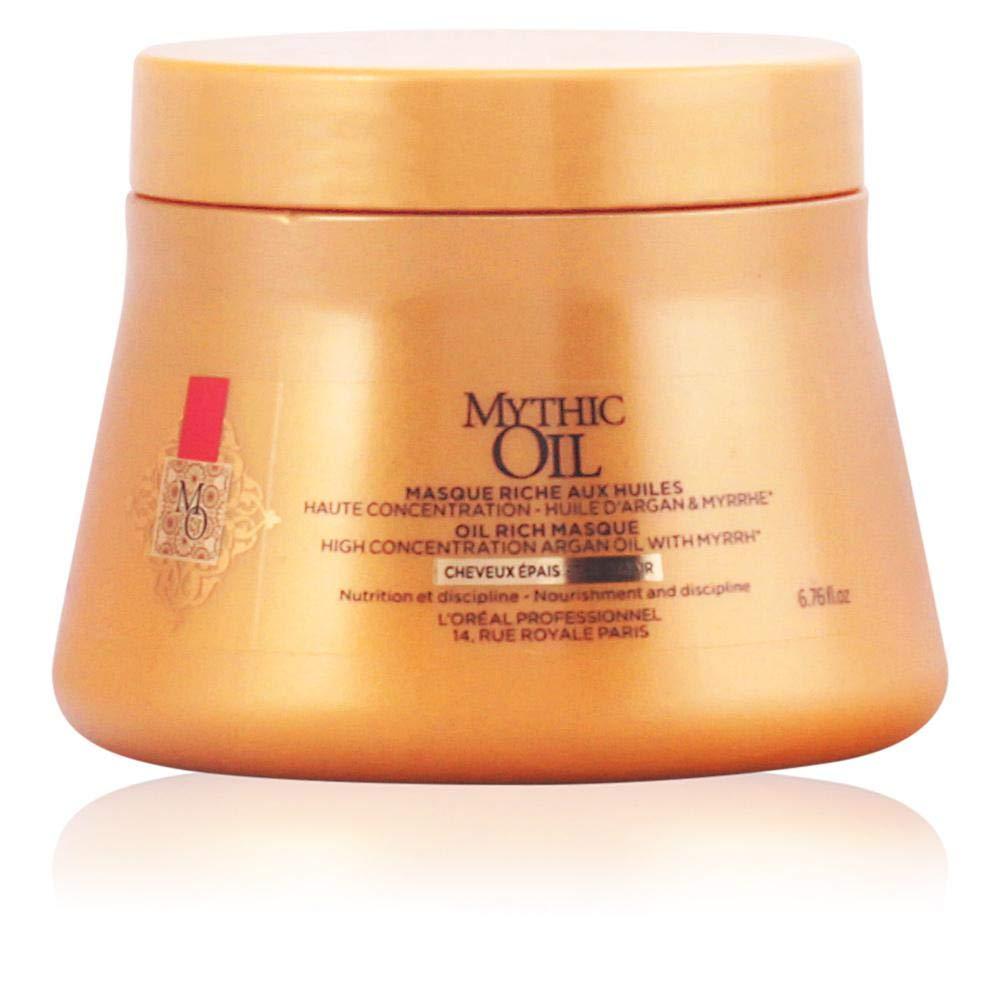 L'Oréal Professionnel Mythic Oil Haarkur mit Argan-Öl für dickes Haar